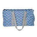 Large Chevron Picnic Caddy