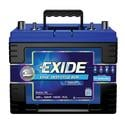 Exide Edge AGM Heavy-Duty RV/Marine Batteries, FP-AGM24DCDS