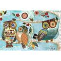 Reversible Placemats, Watchful Friend
