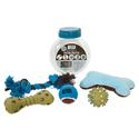 5-Piece Pet Toy Set with Jar