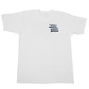 Mens My RV Map Tee, White Large