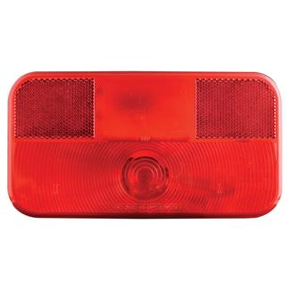 rv clearance lights lenses taillight replacement lens tail rv stop tail turn tail light w o illuminator white base red