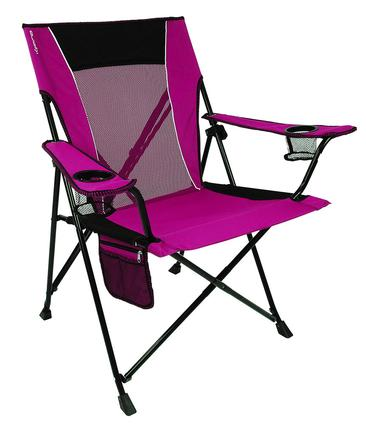 Dual Lock Chair, Pink