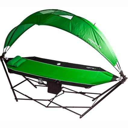All-in-One Green Hammock