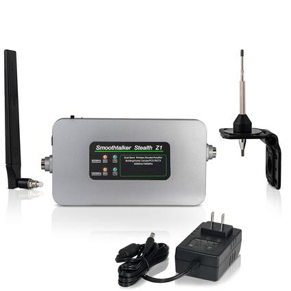 SmoothTalker Stealth Z1-60 Mid Power Fixed Building Booster Kit