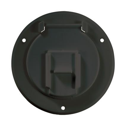 Electrical Cable Hatch, Black