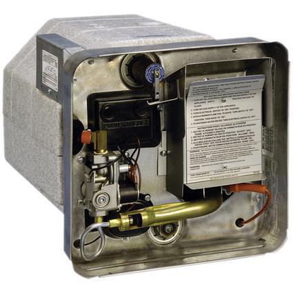 Suburban Propane/Electric Water Heater SW10DE, 10 Gallon