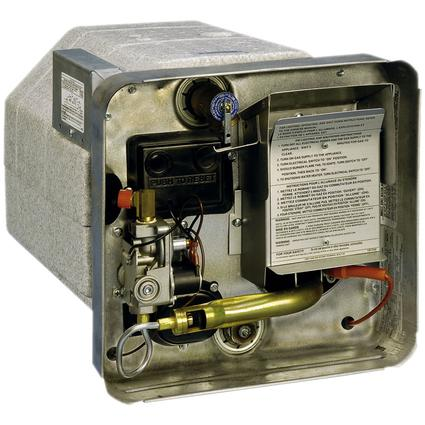 Suburban Direct Spark Ignition LP/110V Water Heater, 12 Gallon without Switch Relay