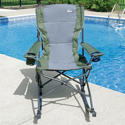Rocking Bag Chair