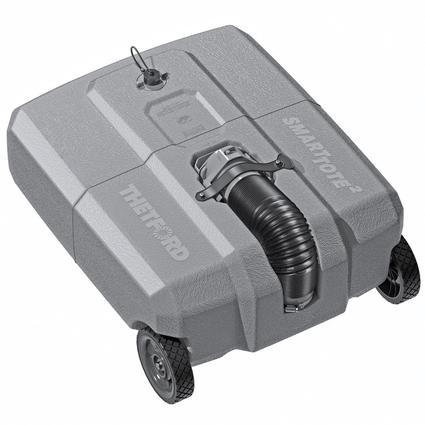 SmartTote2 2-Wheel Portable Waste Tanks, 18 Gallon