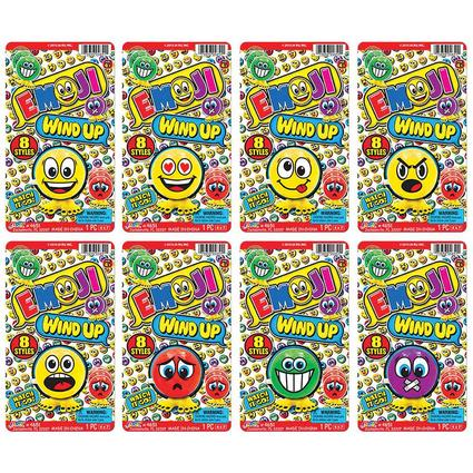 Emoji Wind-Up Toy