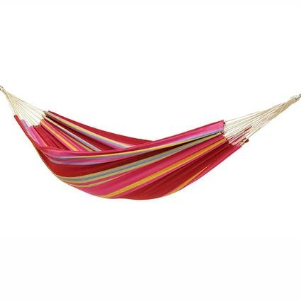 Single Brazilian Barbados Hammock, Sorbet