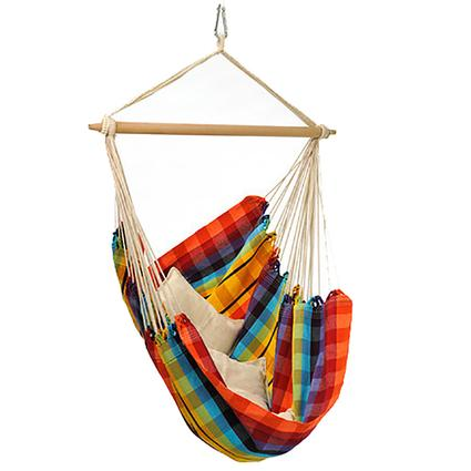 Brazil Hanging Chair, Rainbow