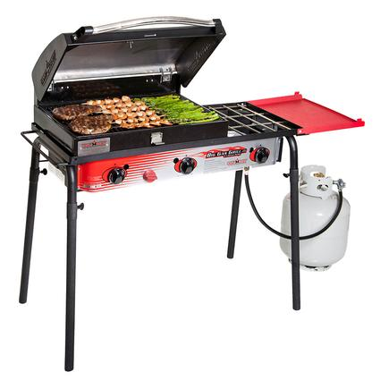 Camp Chef Gas Grill Three Burner Stove
