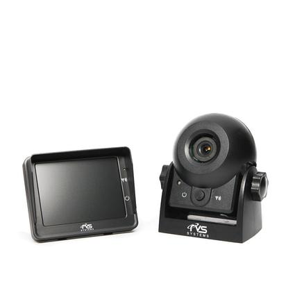 Rear View Camera System - Wireless Hitch Camera