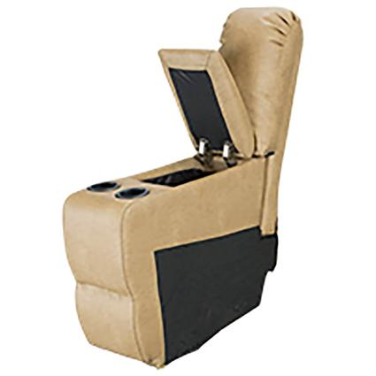 Heritage Center Console, Beckham Tan