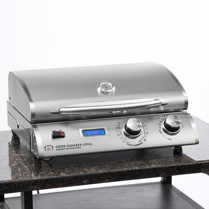 Legacy 2 Grill and Cover