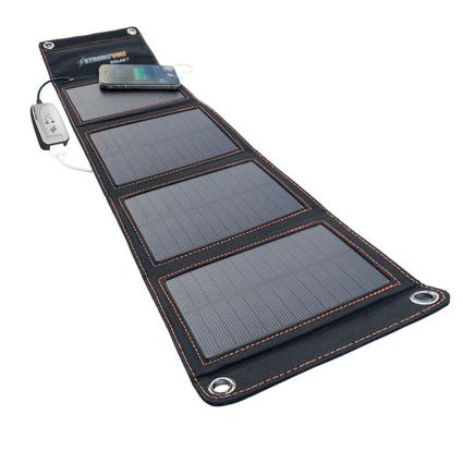 StrongVolt Solar7 - 7 Watt Solar Charger w/ SunTrack Technology