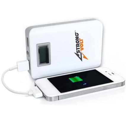 StrongVolt PowerBank Max 10,000mAh - Dual USB Battery Pack