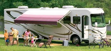 Dometic 8500 Patio Awnings