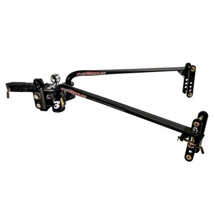 Eaz Lift ReCurve R3 Hitches with One-Bolt Sway Control- 600 lb. tongue weight