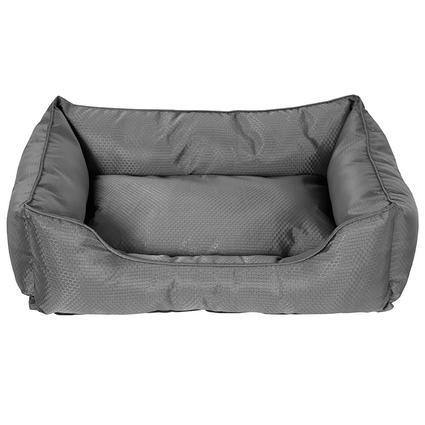 Gray Waterproof Pet Bed