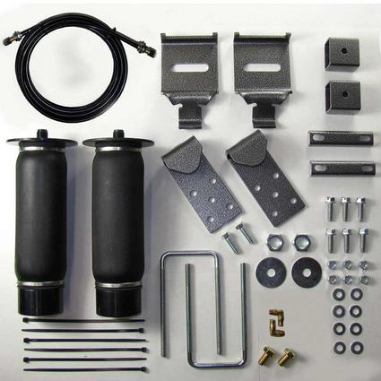 Pacbrake AMP Air Suspension Kit, 1995-2004 Toyota Tacoma 4 WD