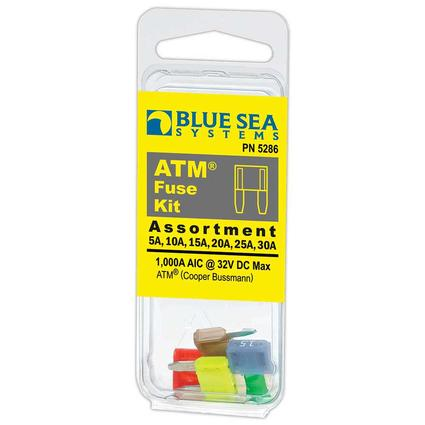 ATM Fuse Kit 5 piece