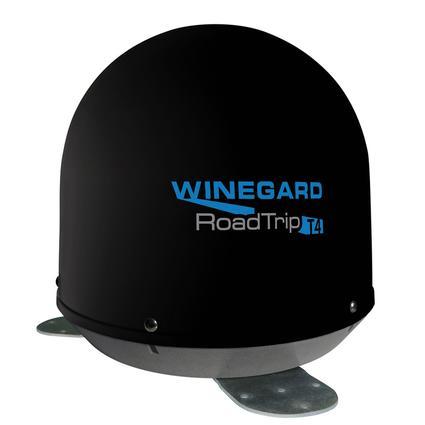 Winegard RoadTrip T4 Satellite Antenna, Black