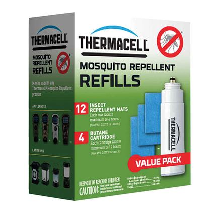 Thermacell Mosquito Repellent Refill Kits, 4-Pack