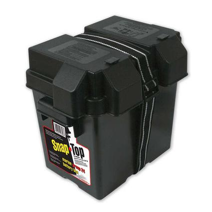 6-volt Snap-Top Battery Box