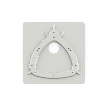 KING JACK Antenna Mounting Plate