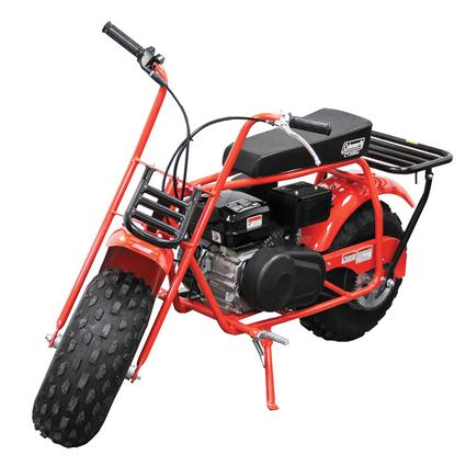 Coleman Trail200U Mini Bike