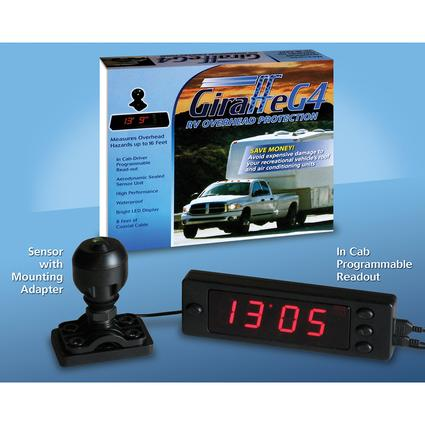 RV Overhead Protection Kit for Class A Motorhomes