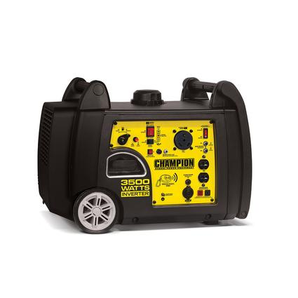 Champion 3500 Watt Inverter Portable Generator