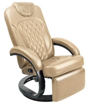 Euro Recliner Chair, Latte