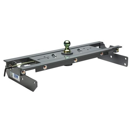 BW Turnoverball Gooseneck Hitch, 2016 Chevy 2500, 3/4 Ton