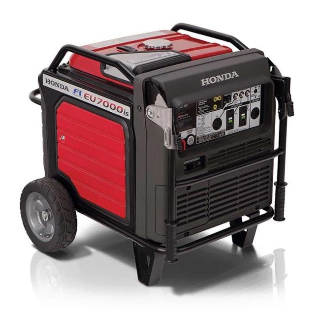 Honda EU7000is Generator with Electronic Fuel Injection Honda