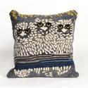 Owls Night Pillow