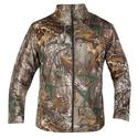 Realtree Men's Full Zip Microfleece Jacket, XXXL
