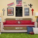 NFL 49ers Sofa Cover