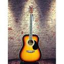 Perry Adult Dreadnought Acoustic Guitar Combo, Vintage Burst