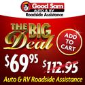 1 Year of Good Sam Roadside Assistance