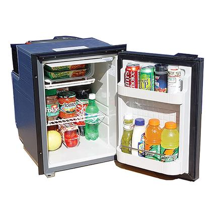 Built-In 12-Volt Truckfridge with Freezer