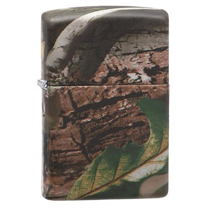 Zippo Lighter, Realtree Camo