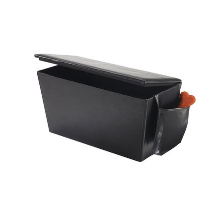 OrthoPetic Sturdy Backseat Extender with Storage