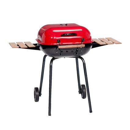 Americana Swinger Supreme Charcoal BBQ Grill