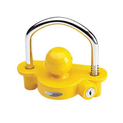 Universal Coupler Lock