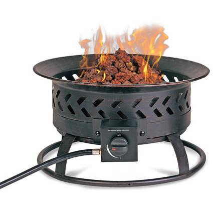 Endless Summer Portable Outdoor Propane Firebowl