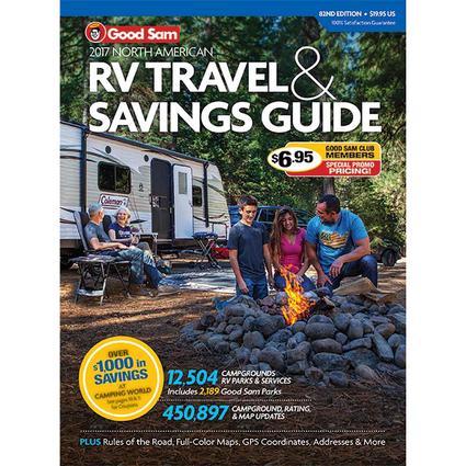 2017 Good Sam RV Travel Savings Guide, 82nd Edition
